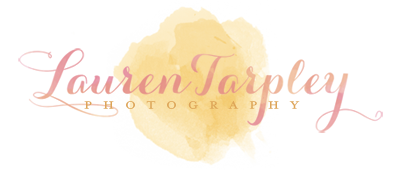 Lauren Tarpley Photography logo